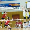 Volleyball Länderspiel 14
